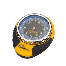 Наборы 4 в 1 цифровой мини компас альтиметр термометр барометр Открытый туристическое снаряжение Туризм Альпинизм