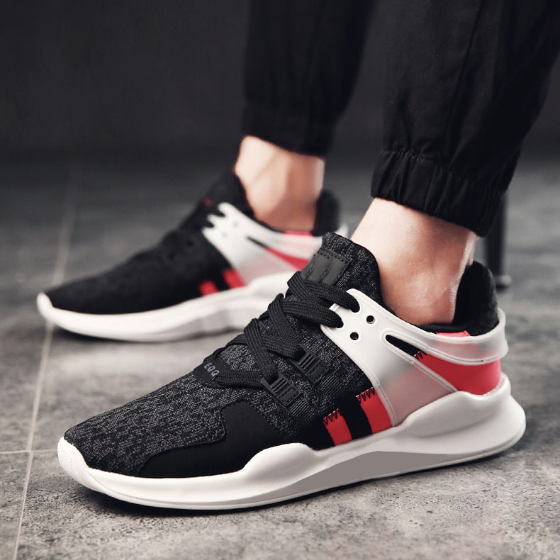 New Men Summer Autumn Classic Canvas Shoes Breathable White Casual Shoes Men Canvas Lace Up Fashion Mens Shoes Flats Size 39-44 new arrival summer fashion men flats shoes all black white red casual shoes mens canvas shoes lace up high top shoes nn 14