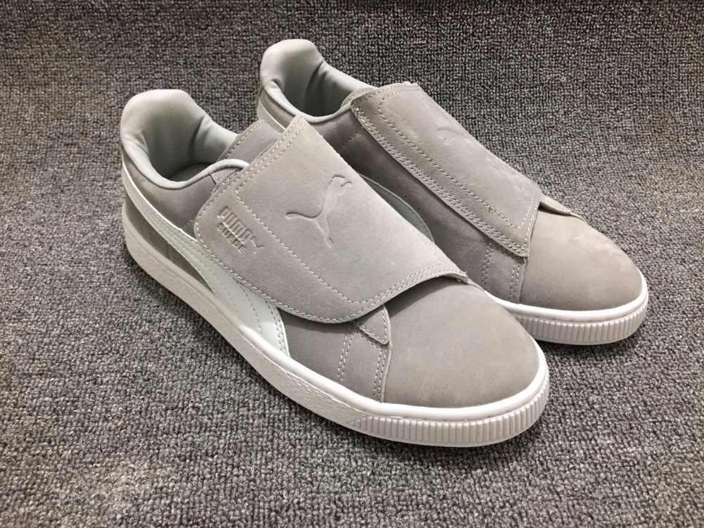 ... Badminton Shoes Size 35.5-44. RELATED PRODUCTS. Original Puma Suede  Strap Rihanna Platform Strap Satin EP two soft bottom increased light ultra  Men s b1485ceff