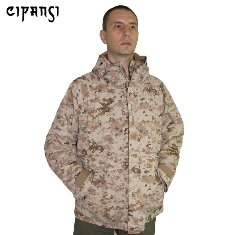 Men Outdoor Camping Jackets Tactical Jacket Jaquetas Hunting Clothing Military Jacket Waterproof Hiking Jacket Coat QBS-G8 outdoor tactical jackets men camping hunting coat waterproof windbreaker 2016 good quality coats military jacket brand clothing