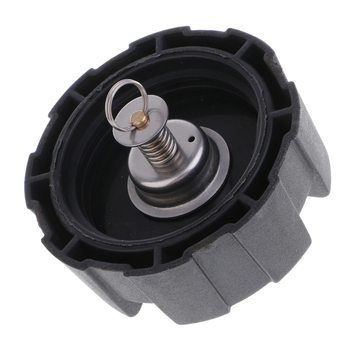 Black Outboard Engine Components Fuel Oil Tank Case Cover ABS Plastic Gas Cap for 12L 24L Marine Boat Yacht