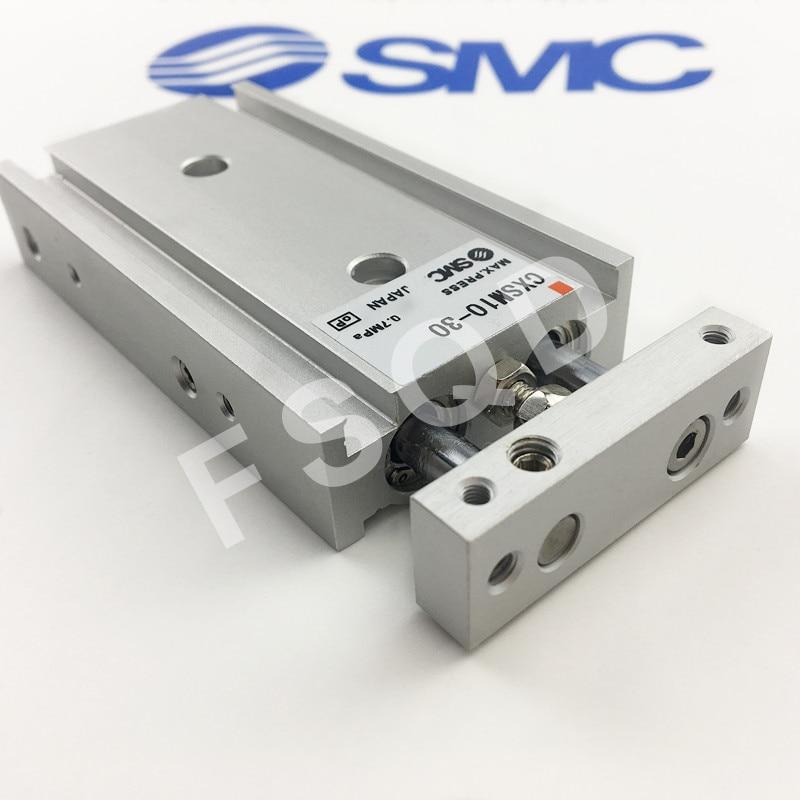 NEW 1pc Pneumatic CXSM10-10 Dual Rod Cylinder Double Acting SMC Type