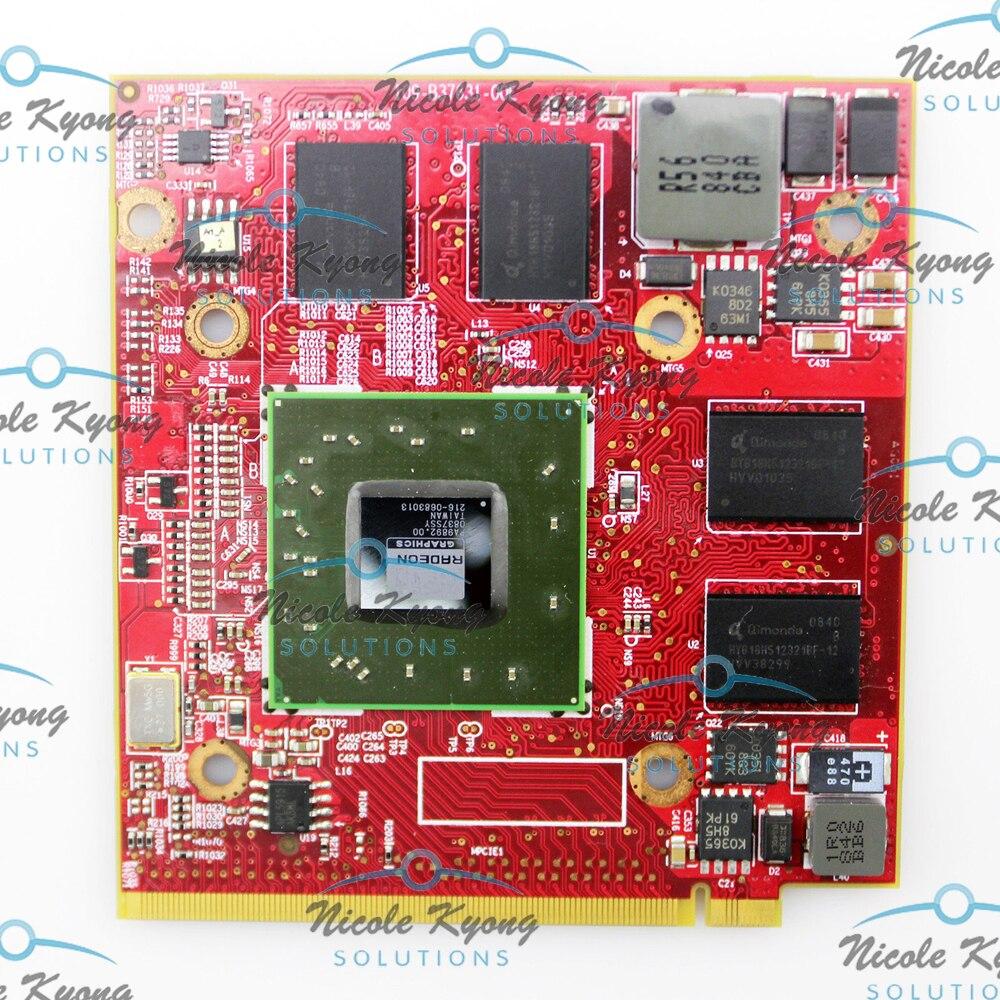 VG.86M06.002 HD3650 DDR3 256 M VGA carte Vidéo Pour ACER 4520 4720 4730 4920 4930 5520 5530 5710 5720 5920 5930 6930 7520 7720