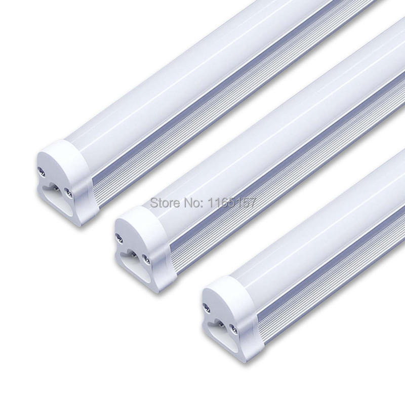 Toika 15 pièces 40 W 1200 MM 4ft T8 en forme de v 270 degré LED Tube et 20 pièces t5 tube AC85-265V