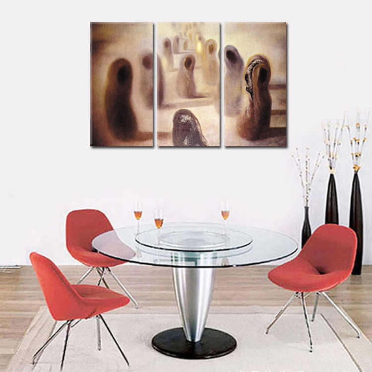 3 Pieces/set Abstract poster series Canvas Painting Living room bedroom Decoration Print Canvas Pictures Framed/Abstract (85)
