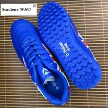 Chinese Brand Football Shoes Men Adult Kids Boys Soccer Shoe