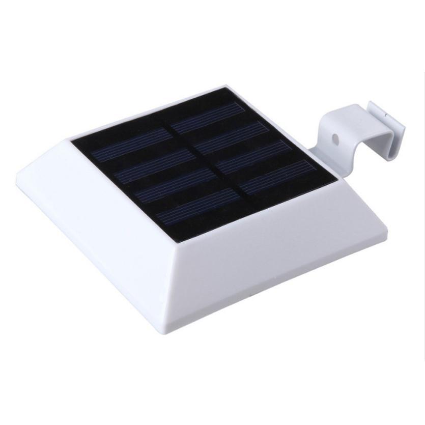 2017 Solar Power Motion Sensor Outdoor Garden Security Gutter Spot LED Flood Light 61