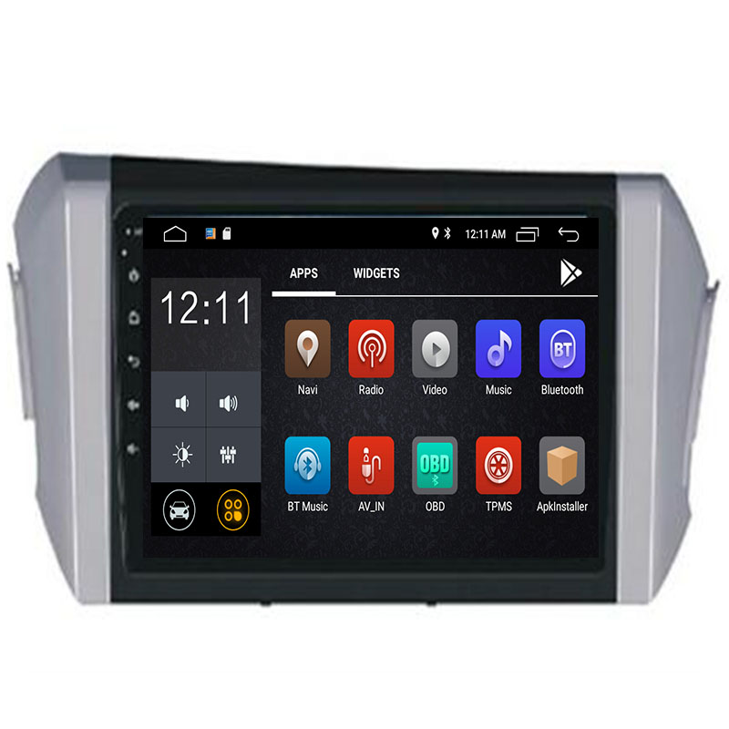 2019 New come! Android 8.1/8.0 Octa Core PX5/PX30 Fit <font><b>Toyota</b></font> INNOVA 2015- 2019 Left <font><b>Driving</b></font> <font><b>Car</b></font> DVD Player Navigation GPS Radio image