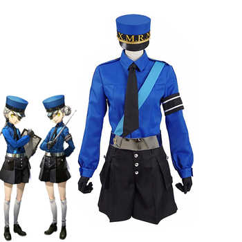 Persona 5 Twin Prison Wardens Caroline and Justine Cosplay Costume Unisex Adult Outfits Halloween Carnival Uniform Custom Made - DISCOUNT ITEM  30% OFF All Category