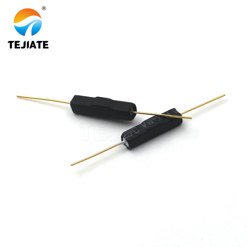 10pcs Gps 14b Reed Switch Plastic Type Gps-14b 2*14 Anti-vibration Damage Magnetic Switch Nc Normally Closed Attractive And Durable