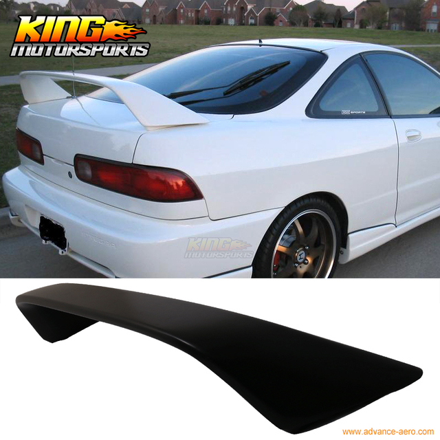 For Acura Integra DB DC DR Hatchback Type R Trunk Spoiler - Acura integra spoiler
