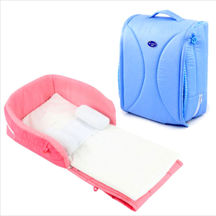 [Yayabb]Newborn baby Cradles Crib infant safety Portable folding bed cot playpens bed child confort station for 0-6 months new style multifunctional infant crib casters mosquito nets cot playpen portable safety folding baby cribs