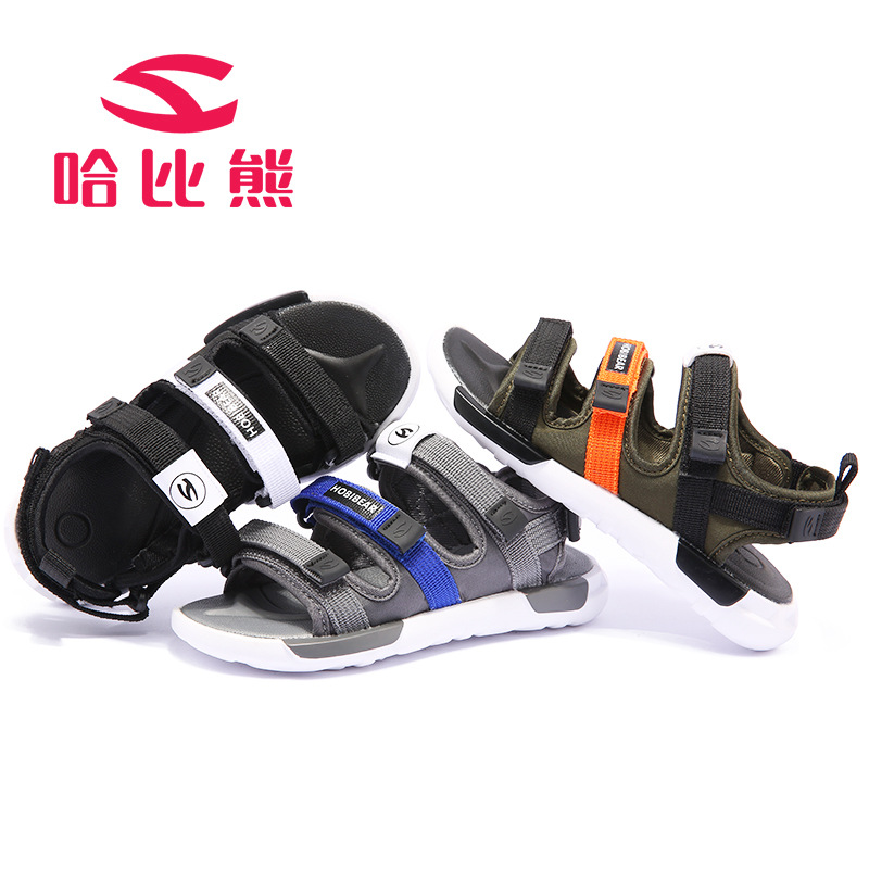 Kids Casual Sandals shoes for Boys Girl Children New Designer Children Flats Breathable Anti-slippery Fashion Sandals Shoes 2018