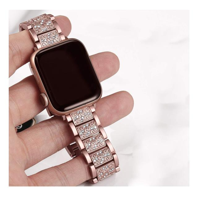 Women Diamond Band for Apple Watch 3