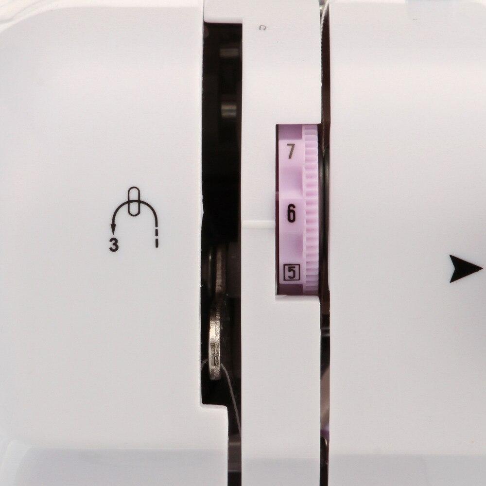 Russland verkäufer! 12 Design Muster Desktop Elektrische Overlock ...
