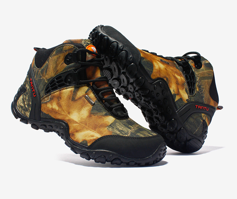2018 Men Outdoor Camouflage Anti-skid Walking Climbing Camping Waterproof Quick-drying Sneakers Breathable thermal Sport Shoes бодибар px sport bc213 2кг