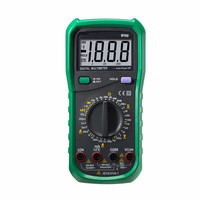 MY60 Digital Multimeter AC/DC Voltage Current Resistance Tester