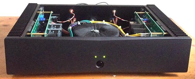Nouvelle version Goldmund amplificateur audio sortie 100 w * 2