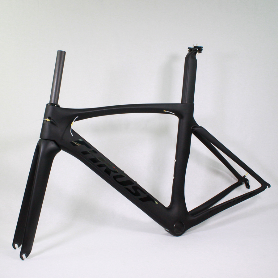 Carbon-Road-Frame Carde T1000 Black Fame 700c