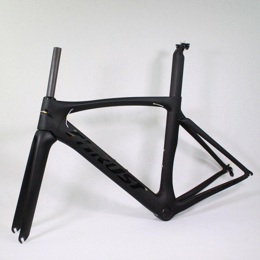 2017 탄소 도로 프레임 블랙 도로 프레임 700c T1000 탄소 도로 자전거 프레임 Carde 탄소 자전거 명성