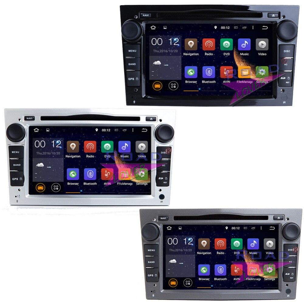 TOPNAVI 4 г + 32 ГБ Новый Android 8,0 Octa Core dvd-плеер автомобиля радио для Opel Astra/Antara /Vectra стерео gps Tracker Авто навигации