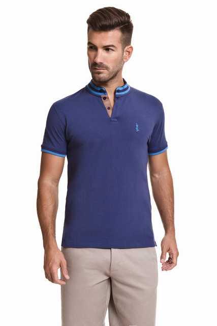 Javier Larrainzar   Polo   Shirt Casual cotton men