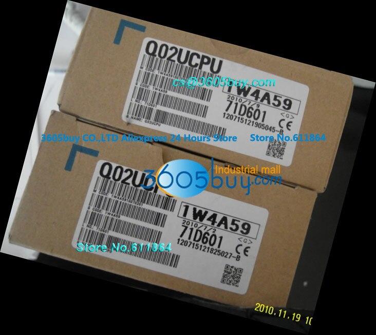 NEW Original PLC CPU Module Q2ASCPU