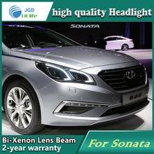 scheinwerfer Hyundai 9 Bi-Xenon