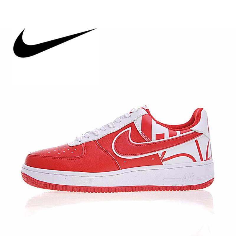 Original Authentic Nike Air Force 1 07 LV8 Mens Skateboarding Shoes Sport Outdoor Sneakers Designer 2018 New Arrival 823511Original Authentic Nike Air Force 1 07 LV8 Mens Skateboarding Shoes Sport Outdoor Sneakers Designer 2018 New Arrival 823511