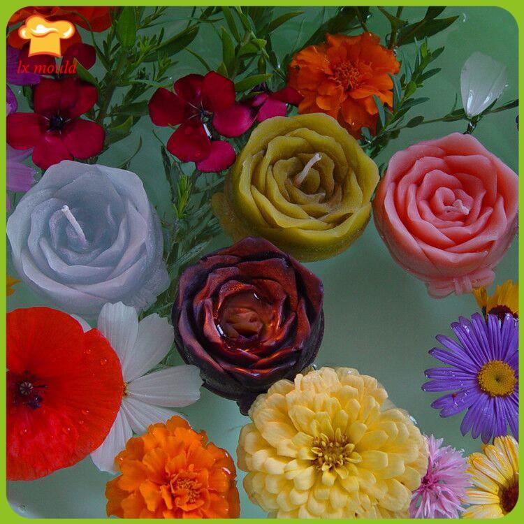 Día de San Valentín romántico, fiesta de cumpleaños flor vela - Cocina, comedor y bar - foto 3