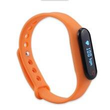 LB01 Фитнес трекер сердечного ритма Мониторы Bluetooth Smart часы браслет cicret Браслет Для Сяо Ми Группа 2 Android Apple Huawei