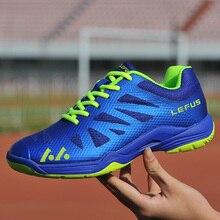 Badminton Shoes Men Tennis Sneaker Youth Training Court Foot