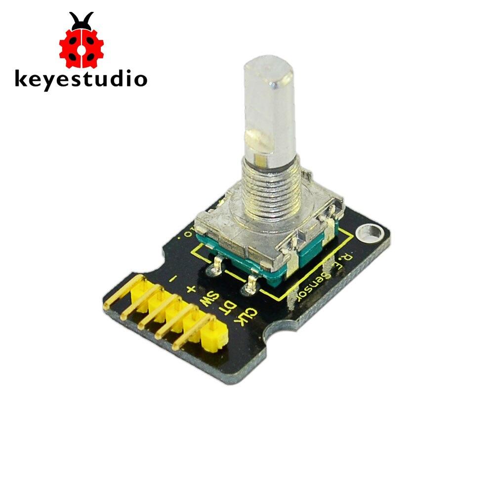 free-shipping-keyestudio-rotary-rotation-encoder-module-for-font-b-arduino-b-font