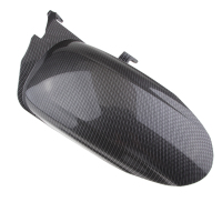 Perfeclan Racer Motorcycle Fender Motor Bike Rear Mudguard Imitation Carbon for YAMAHA XMAX 250 300