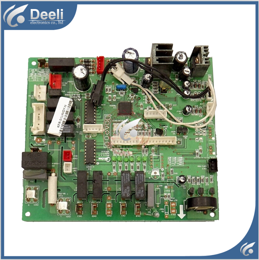 95% new good working for air conditioning board KFR-51LW/DY-N control board 95% new good working for midea air conditioning display board remote control receiver board plate kfr 26g dy gc e2 d 01