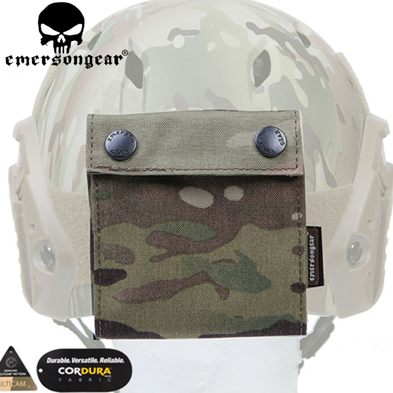 New Emersongear Helmet Counter Weight Bag Molle Pouch Military Wargame Paintball Combat Gear Utility Pouch Helmet Counter