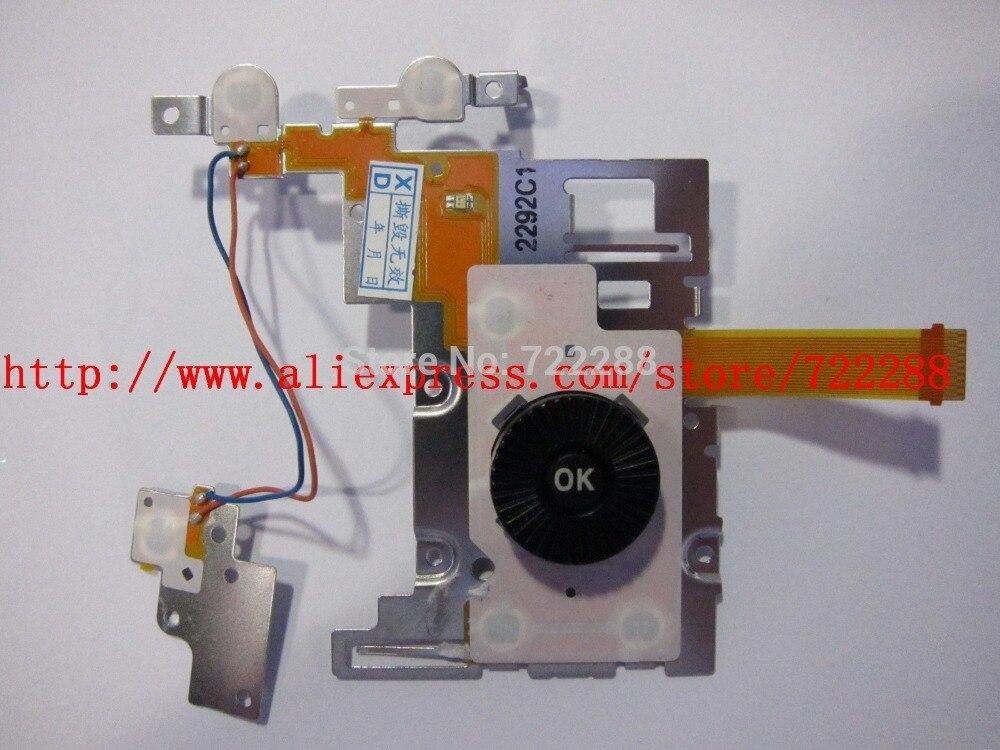 Repair Parts For Nikon COOLPIX P510 Back Rear Cover Menu Function Key Button Flex Cable