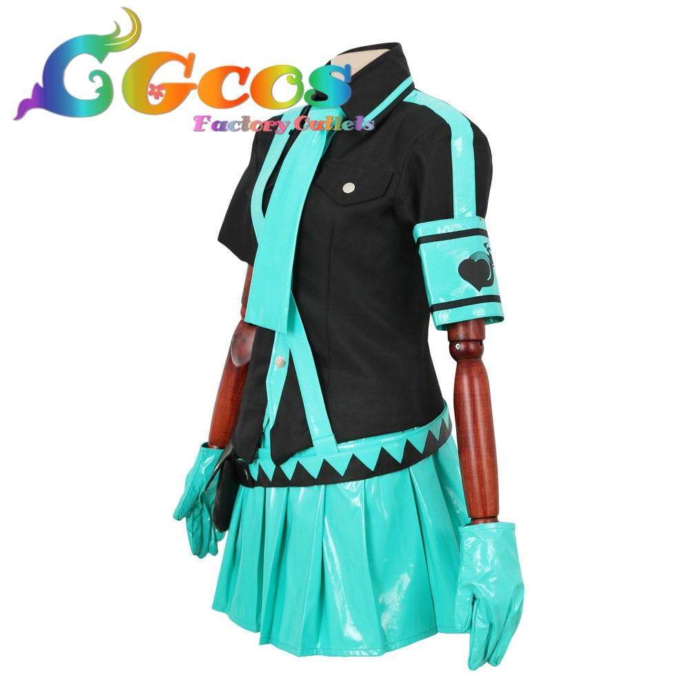 CGCOS Envío Gratis Traje de Cosplay Vocaloid Yeonae jeonseon Hatsune - Disfraces - foto 2