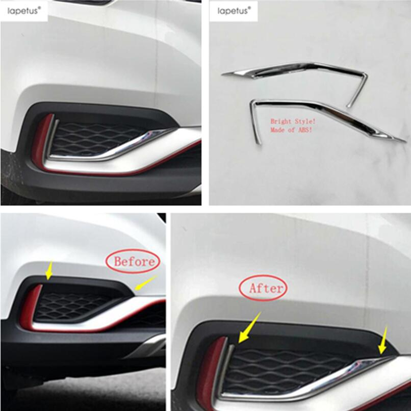 Aliexpress Com Buy Lapetus Accessories Fit For Hyundai: Lapetus Accessories Fit For MG ZS 2018 2019 ABS Front Fog