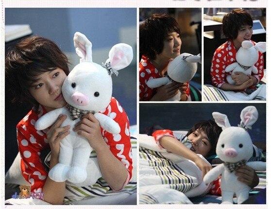 ФОТО Freeshipping 100cm Pig Rabbit  plush toy hot sale Christmas gift  lover's gift