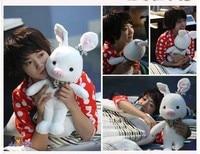 Freeshipping 100cm Pig Rabbit plush toy hot sale Christmas gift lover's gift