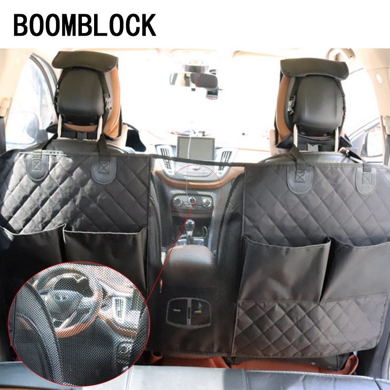 Car Styling Seat Back Dog Cat Pet Protector Cover Anti