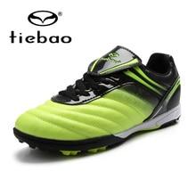 TIEBAO Soccer Football TF Turf Kids Shoes