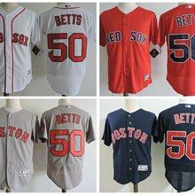 720c8083052 Men s Boston Red Sox Mookie Betts Chris Sale David Ortiz Dustin Pedroia  Pedro Martinez jerseys(