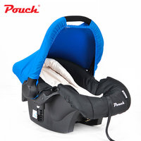 Pouch Infant Car Seat Car Basket Newborn Infant Sleeping Basket Baby Cradle 3c Certification