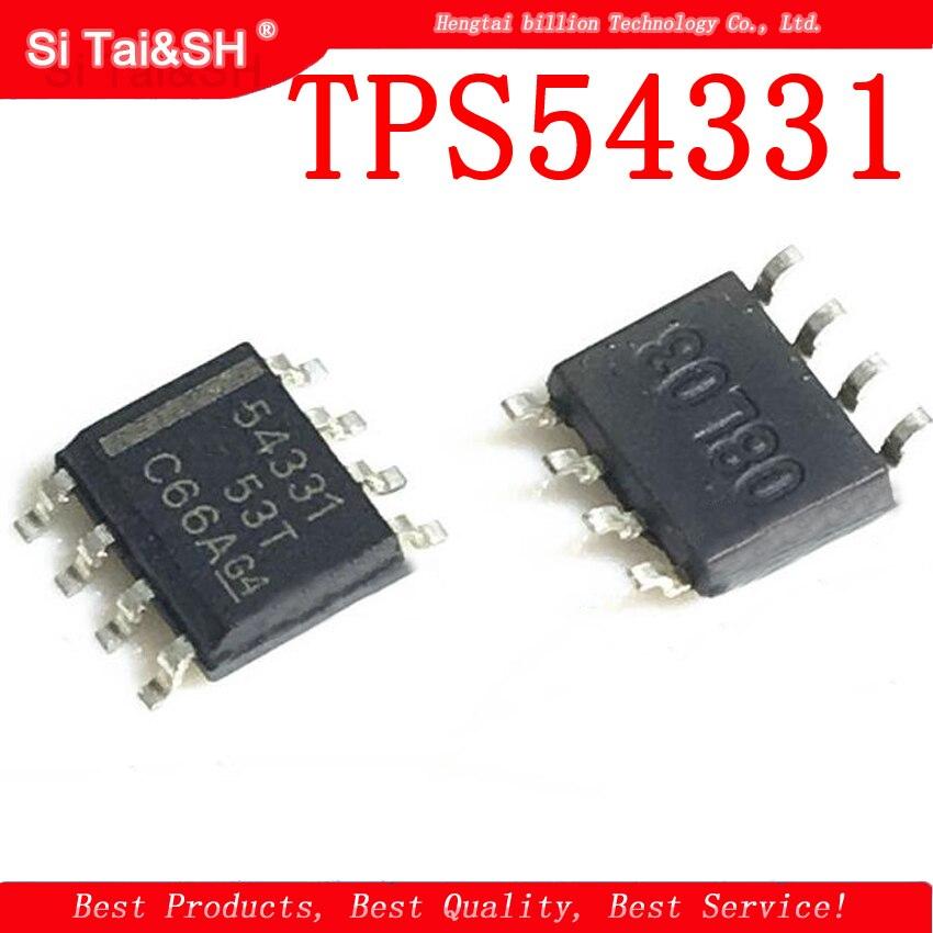 10pcs TPS54331 54331 TPS54331DR SOP-8