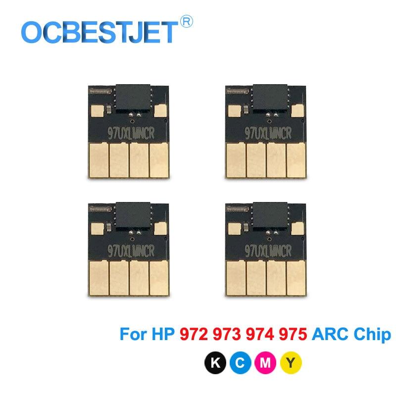 ARC Chip For HP 972 973 974 975 972XL 973XL 974XL 975XL Permanent Chip HP PageWide Pro 352dw 377dw 452dn 452dw 477dn 477dw 552dwARC Chip For HP 972 973 974 975 972XL 973XL 974XL 975XL Permanent Chip HP PageWide Pro 352dw 377dw 452dn 452dw 477dn 477dw 552dw