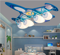 New Arrival LED Lamp LED Children Bedroom Lamp LED Lamp Boy Or Girl Study Plane Pendant