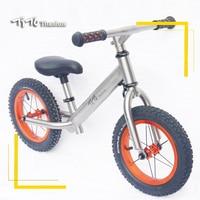TiTo титана баланс велосипед учится ходить получить баланс чувство без ножных педалей езда игрушки для детей ребенка