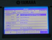Original Ya Maha S700 LCD Panel Display Screen 100 Working Perfect 12 Months Warranty